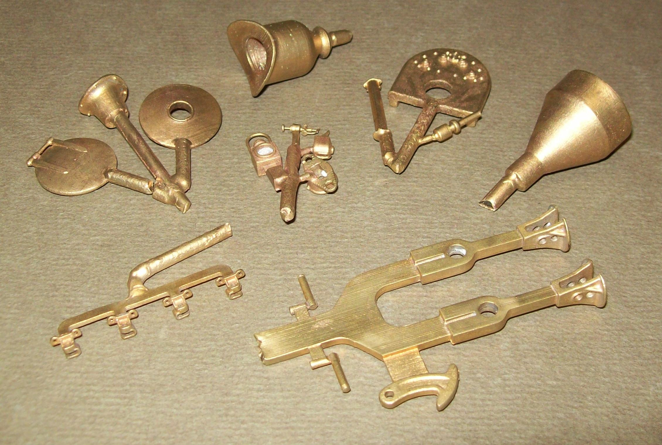 castings-brass